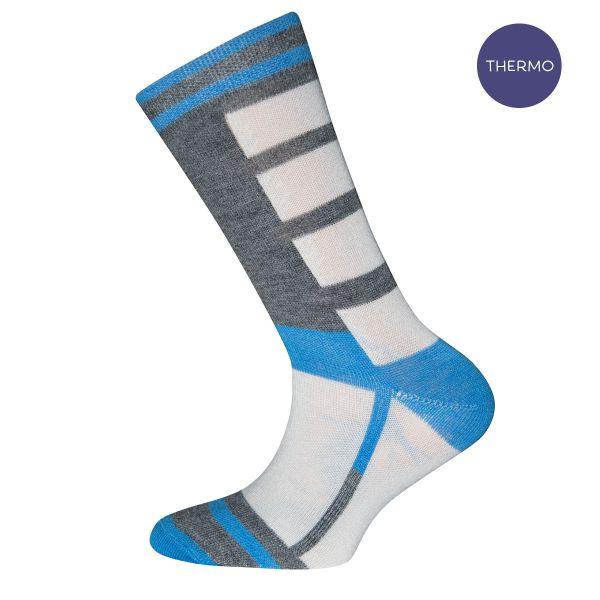 Wärmende Socken mit Innenplüsch oder auch WolleThermostrümpfe